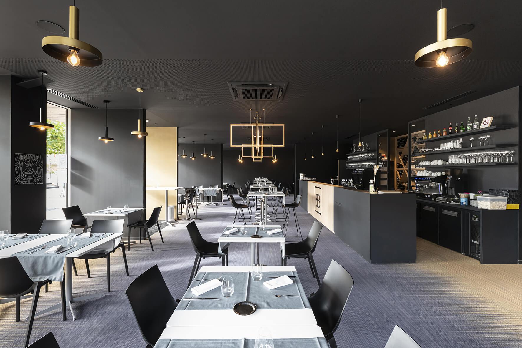 Restaurant Bouche B – Bezannes (51) – 2019