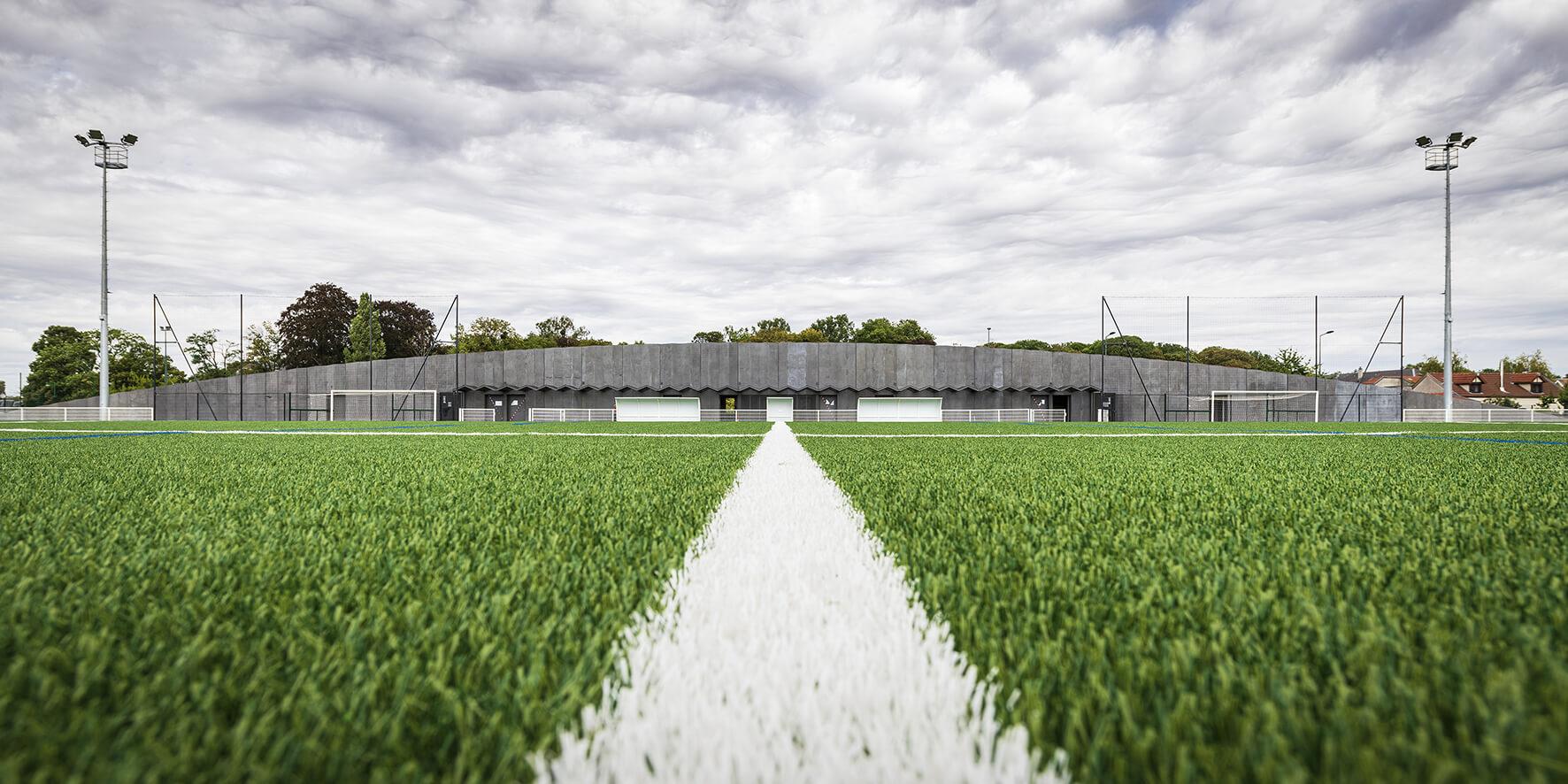 Stade Serge Lécrinier – Cormontreuil (51) – 2019